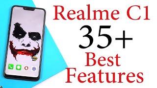 Realme C1 35+ Best Features