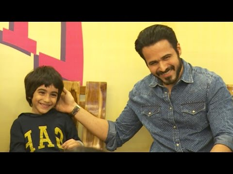 Xxx Mp4 Emraan Hashmi With CUTE Son Ayaan Who Fought CANCER Amp Survived 3gp Sex
