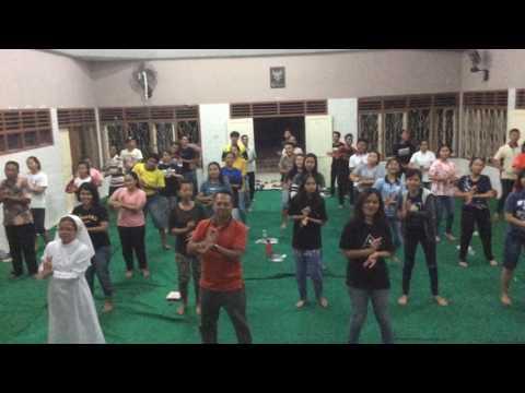 Theme Song IYD Manado 2016 (Keuskupan Tanjung Karang - Lampung)
