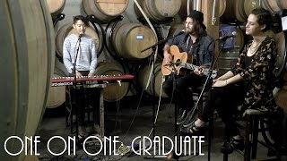 ONE ON ONE: Handsome Ghost - Graduate May 27th, 2016 City Winery New York