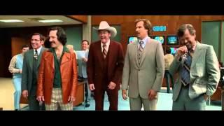 Anchorman 2 Funniest Scenes (2013) Movie Funny Scenes/Moments HD