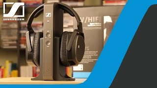 Tutorial: How to connect RS 175 headphones to TV | Sennheiser