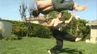 Capoeira vs Tae Kwon Do