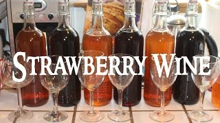 Happy Hobbit: Strawberry Wine - Episode 65