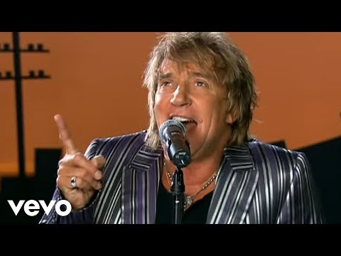 Xxx Mp4 Rod Stewart Have You Ever Seen The Rain Official Music Video 3gp Sex