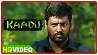 Kaadu Tamil Movie HD | Full Fight Scenes | Vidharth | Samskruthy | Samuthirakani
