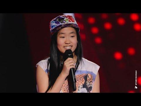 Gemma Sings Roar | The Voice Kids Australia 2014