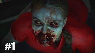 #1【PS4版】バイオハザード6をさくっと実況 Resident Evil 6