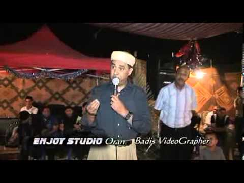 Moustapha Bila Hdoud dans un mariage a mostaganem