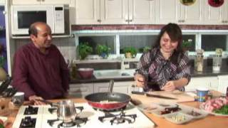 cooking with Fatima show