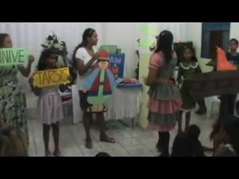 Lilica & Cia historinha de Jonas Parte 1 2