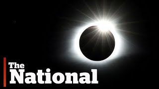 Total eclipse draws crowds to Oregon