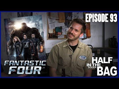 Half in the Bag Episode 93 Fantastic Four