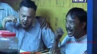 On The Spot - 7 Makanan Ekstrem Khas Indonesia
