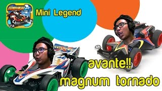 Tamiya 4WD #1 - Mini Legend Indonesia