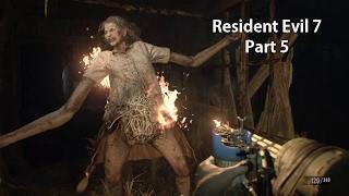 Siluman Laba-laba - Resident Evil 7 Part 5