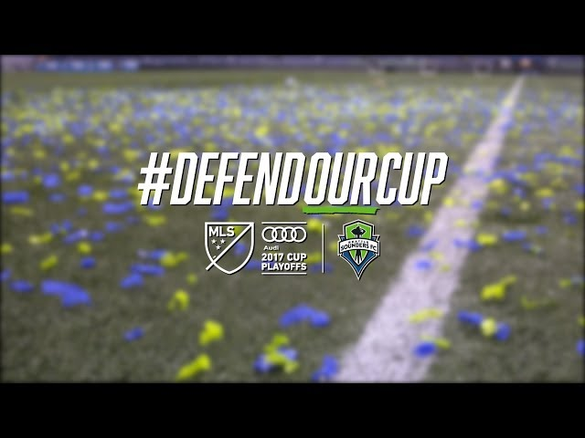 Defend Our Cup: Sounders win Western Conference Championship, advance to MLS Cup final