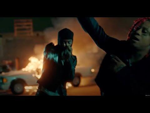 Trippie Redd – Miss The Rage ft. Playboi Carti Official Music Video