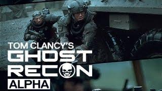 Tom Clancy's Ghost Recon Alpha 'Movie Teaser Trailer' [1080p] TRUE-HD QUALITY