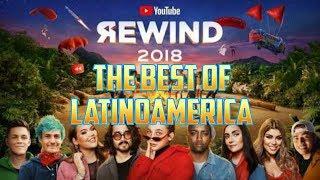Youtube Rewind 2018   The Best Of Latinoamerica