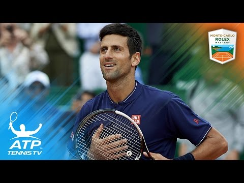 Nadal Djokovic into quarter finals Monte Carlo Rolex Masters 2017 Day 5 Highlights