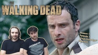 The Walking Dead Season 1 Episode 1 Reaction