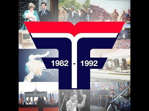 Flight Facilities Decade Mix: 1982 - 1992