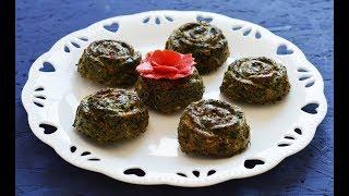 Kuku Sabzi طرز تهیه کوکو سبزی مجلسی، قالبی، برشته و خوشمزه