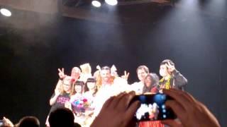 Ladybaby Rei Kuromiya Birthday Surprise @ Hyper Japan London (29 NOV 2015)