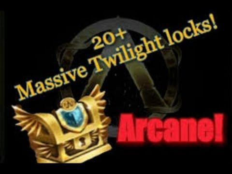 Arcane legends easy gold (2m on crates)
