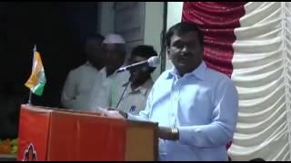 Jitendra Kadam speech in sonsal