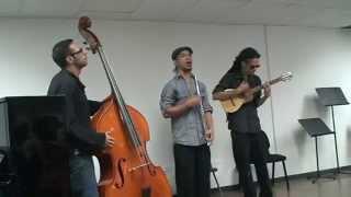 Los Tercios - El Indolente - El Atravesa'o @ Escuela Superior de Musica jose Angel Lamas