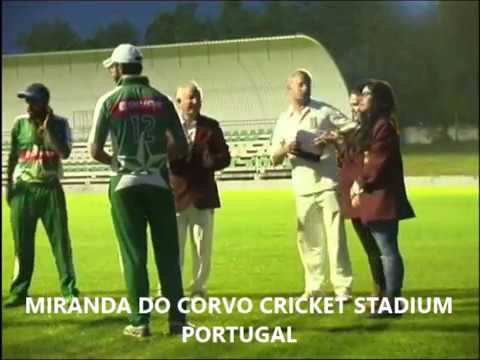 Xxx Mp4 TRI NATIONS CRICKET CUP Trophy Ceremony In Portugal May 2016 3gp Sex