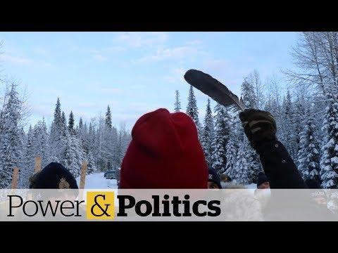 Hereditary chiefs of Wet suwet en Nation oppose LNG pipeline Power & Politics