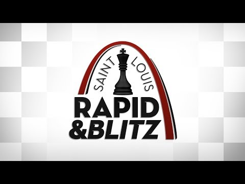 2018 Saint Louis Rapid & Blitz: Rapid Rounds Day 3