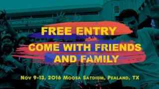 Free Entry and Prizes Mitsubishi Motors 2X Cricket USA Cup 2016