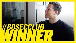 Personal Branding Meeting with Jewell | #60SecondClub Winner