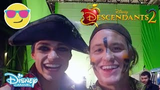 Descendants 2 | What's My Name: Behind The Scenes | Official Disney Channel UK