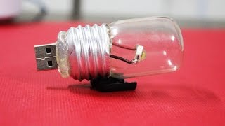 How to make Usb Led Bulb at Home (DIY)