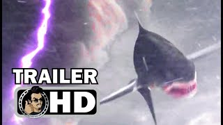 SHARKNADO 5: GLOBAL SWARMING Official Trailer #2 (2017) Action Comedy Movie HD
