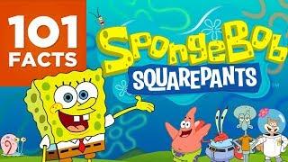 101 Facts About Spongebob Squarepants