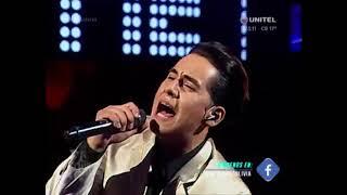 Yo Me Llamo - Bolivia - Octava Temporada– Cristian Castro – Lloran las rosas 21/08/2017
