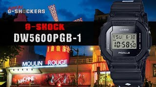 Casio G-SHOCK DW5600PGB-1 Black PIGALLE Limited Edition | Top 10 Things Watch Review