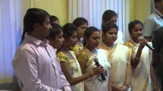 Jaya Bharathi - Song in National Conference on Value Initiatives