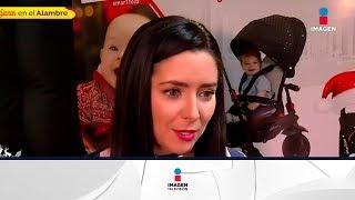 ¡Ariadne Díaz preocupada por la salud de Victoria Ruffo! | Sale el Sol