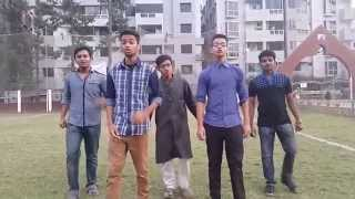 Cholo bangladesh fan made video
