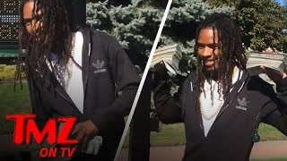 Fetty Wap Brought $165,000 To Pay a $360 Fine (TMZ TV)