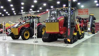 🔴 Talking 2019 Versatile Tractors With Mike Less
