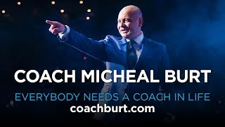 Coach Micheal Burt Coaches 100 MILLION DOLLAR Mortgage Producer Michael Brown Team