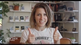 Eden Sher Tells Us All About the Emotionary